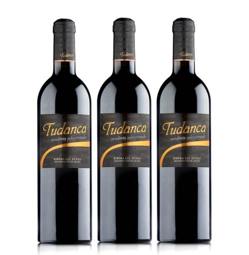 Pack de 3 botellas de TUDANCA VENDIMIA SELECCIONADA