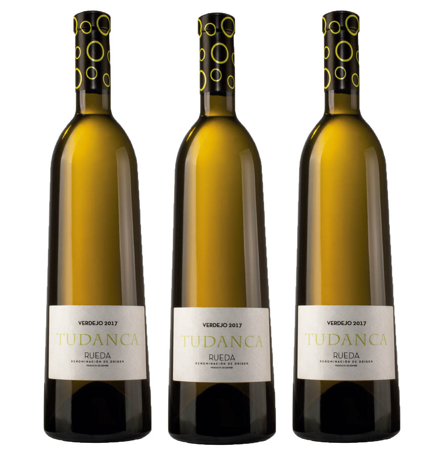 Pack de 3 botellas de TUDANCA VERDEJO