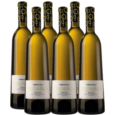 Pack de 6 botellas de TUDANCA VERDEJO