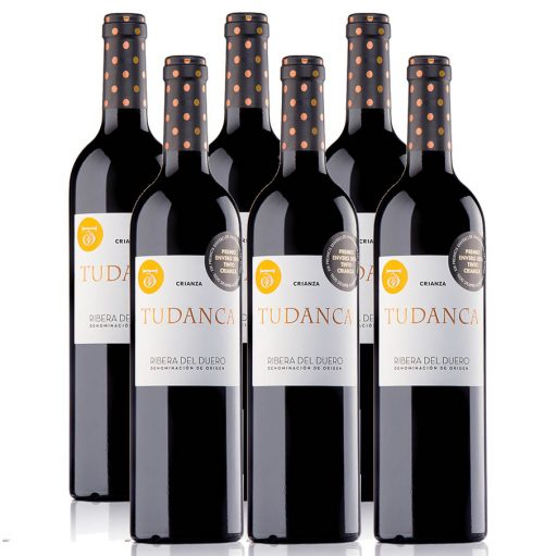 Pack de 6 botellas de TUDANCA CRIANZA