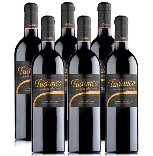 Pack de 6 botellas de TUDANCA VENDIMIA SELECCIONADA