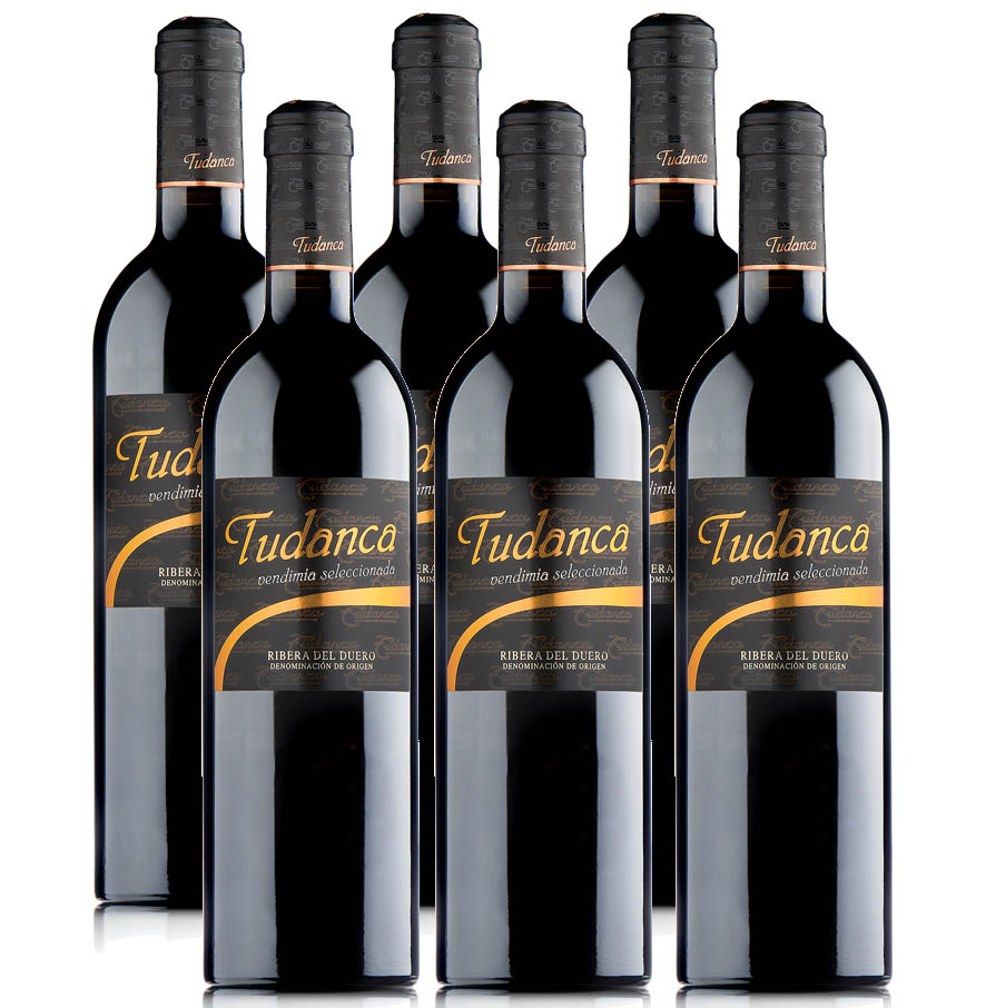 Pack de 6 botellas de TUDANCA VENDIMIA SELECCIONADA