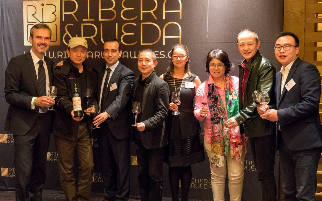 JUST BE, LA CAMPAÑA PROMOCIONAL DE RIBERA Y RUEDA EN CHINA, CONTINÚA ESTE OTOÑO POR DIFERENTES CIUDADES DEL GIGANTE ASIÁTICO
