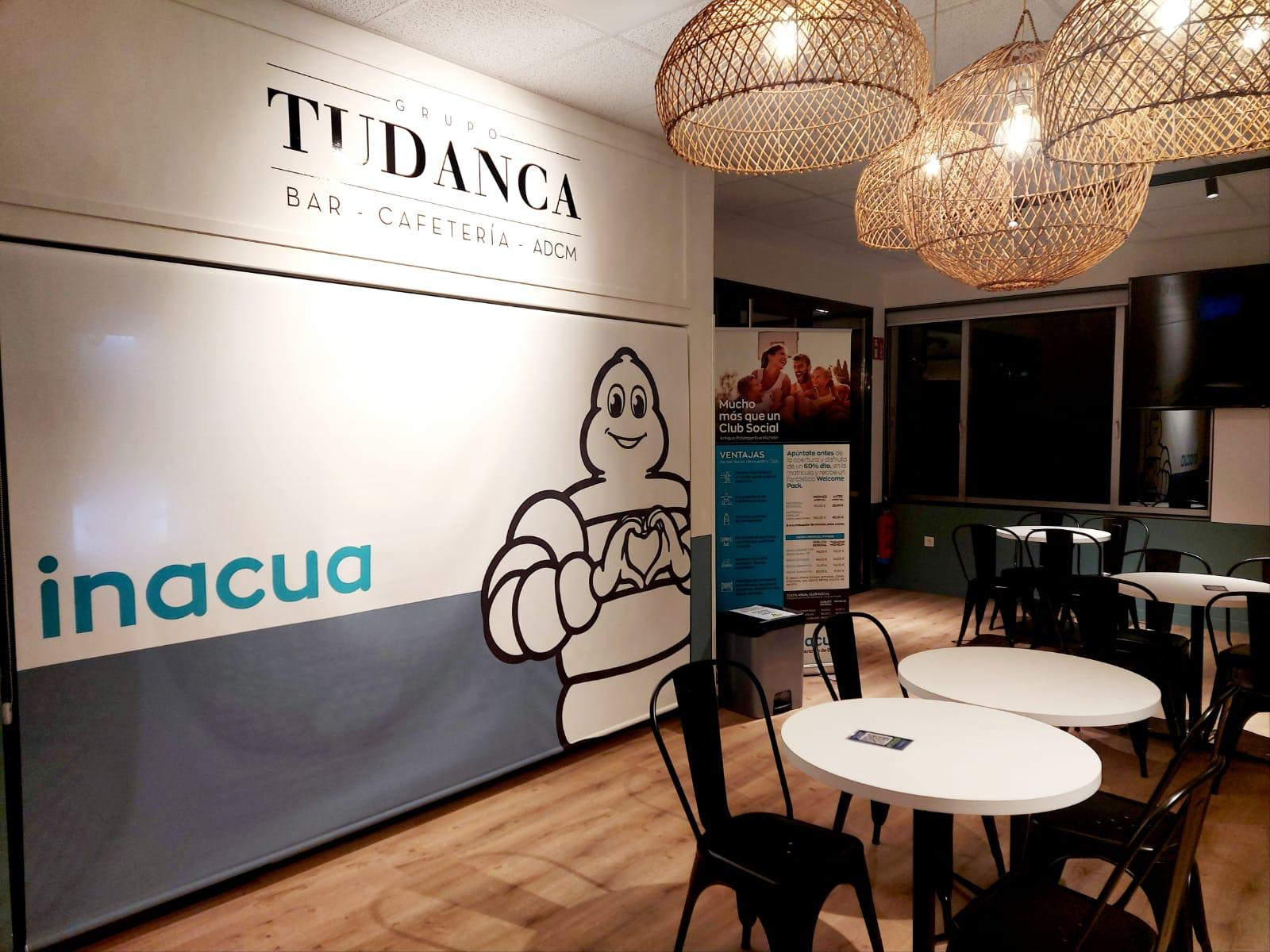 Bar Cafetería Tudanca INACUA ADCM